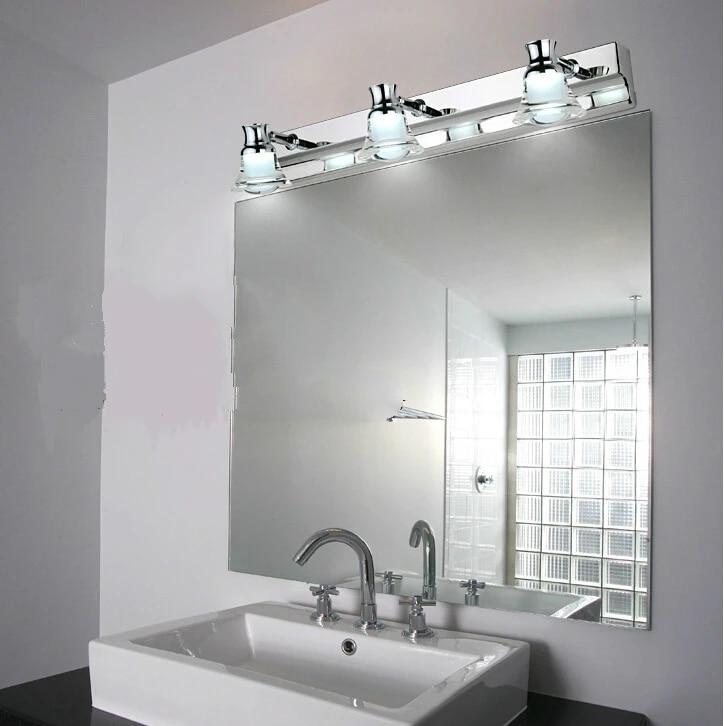 Mirror Light Led Bathroom Wall Lamp Mirror Glass Lamps Cosmetic Modern Brief Anti Fog Waterproof Led Lighting Mirror Light Led Mirror Light Led Bathroommirror Light Aliexpress