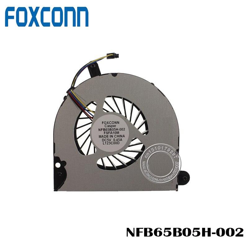 Laptop CPU Fan for HP 6560B 6565B 6570B New Cooling Fan NFB65B05H -002 Laptop CPU Fan for HP 6560B 6565B 6570B New Cooling Fan NFB65B05H -002