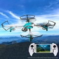 2016 Design Modular KaiDeng PANTONMA K80 Com 6 Axis Gyro Zangão Quadcopter RC Helicóptero Do Motor Escovado High-Definition