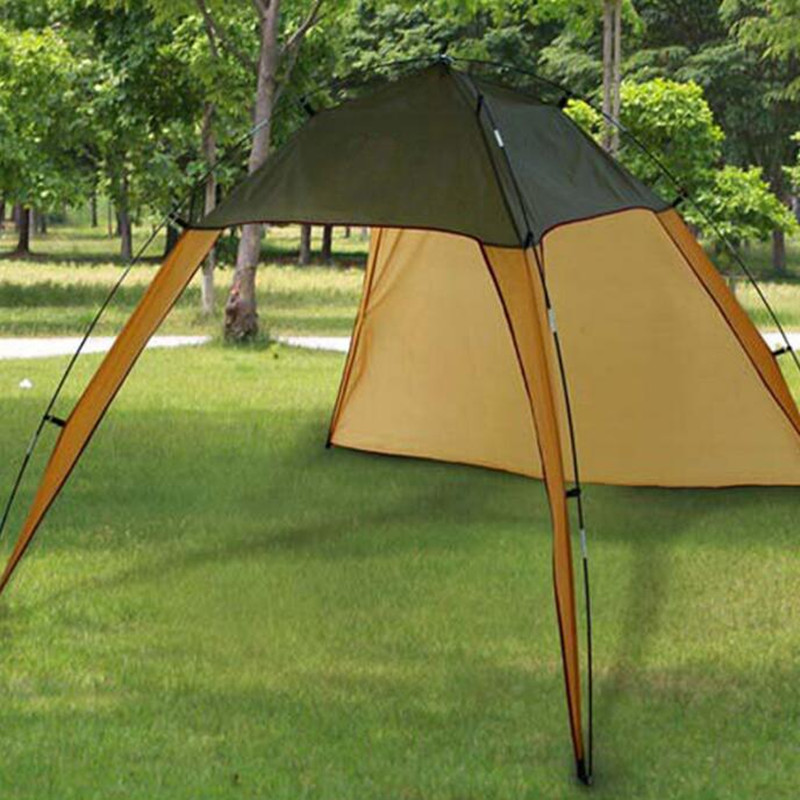 Image 5 - Poncho tent Parasol cover Outdoor Canopy Ultralight Tent Windwall Camping Awning Camping Picnic Beach Pergola-in Sun Shelter from Sports & Entertainment