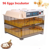 Automatic Temperature Control Eggs Incubator Auto Hatchers Mini Household Digital Display Poultry Hatching Tool