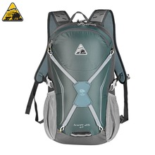 KIMLEE 28L Outdoor Riding Travel Light Weight Double Shoulder Bag Mountaineering Backpack For Women Men Walking