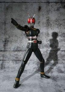 Image 3 - PrettyAngel Подлинная Bandai Tamashii Nation S.H. Фигурка Кама Райдера в масках, черная экшн фигурка