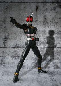 Image 3 - PrettyAngel ของแท้ Bandai Tamashii Nations S.H.Figuarts Masked Kamen Rider Black Action FIGURE