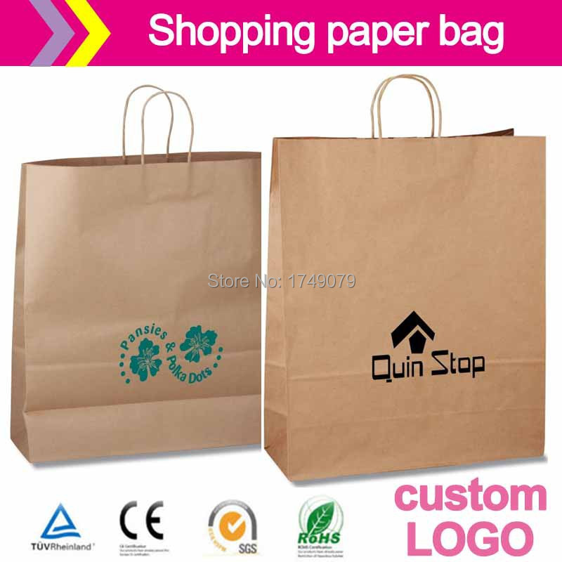 Shopping bags designs custom your logo cmykoffset printing white shopping bags designs custom your logo cmykoffset printing white brown kraft paper bags black kraft packaging sacks on aliexpress alibaba group sciox Choice Image