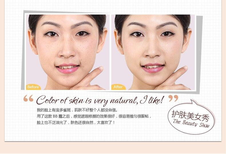 rolo bb creme maquiagem 3 cores de