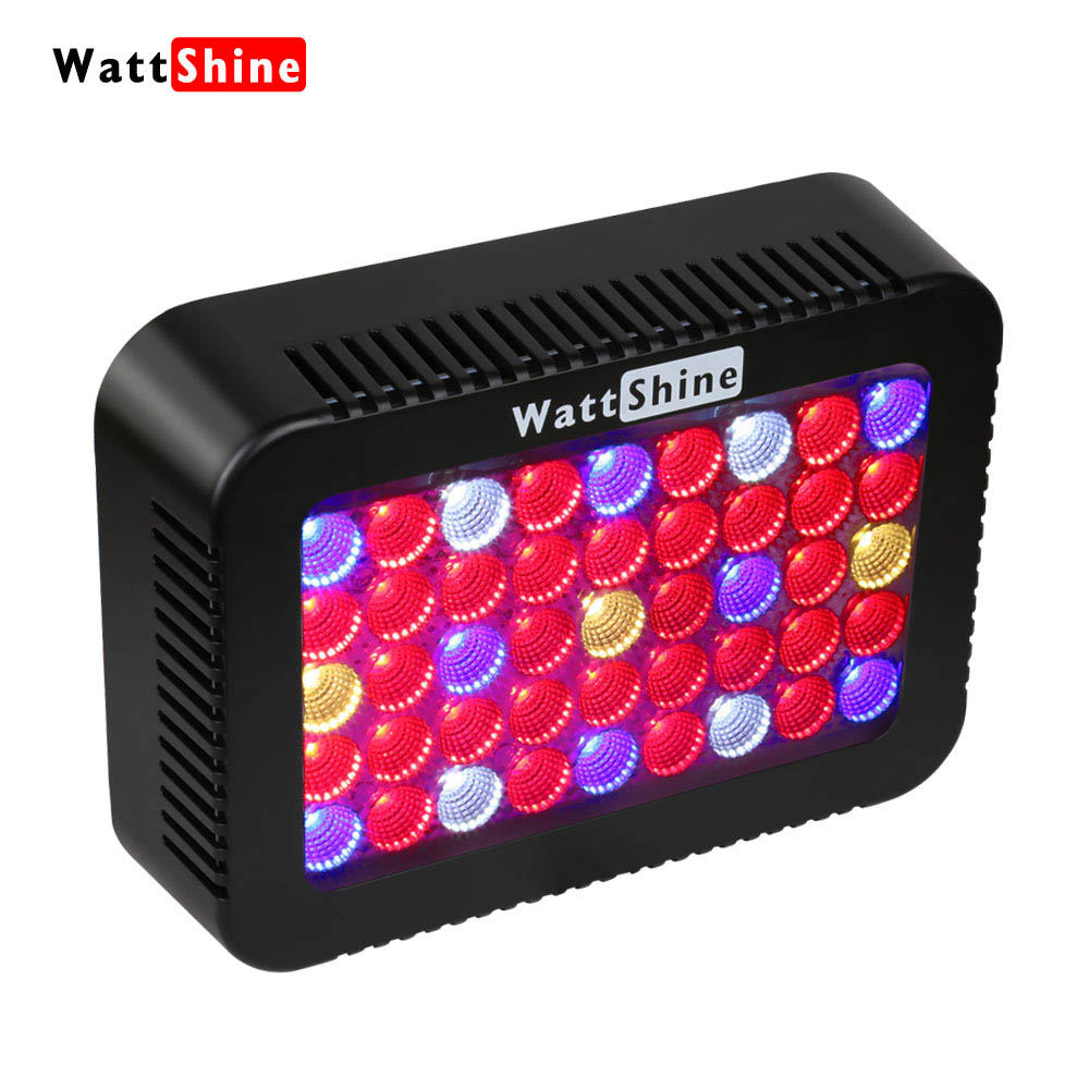 450W Grow lights Double chips 10W Condenser lens High PAR Value Full spectrum Grow tent Greenhouse Large area indoor planting