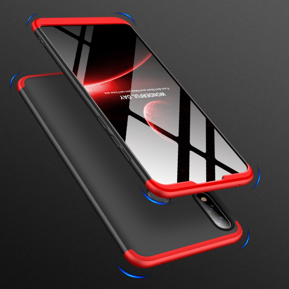 ZenFone Max Pro M2 ZB631KL Tempered Glass+360 Degree Full Case for Asus ZenFone Max Pro M2 ZB631KL ASUS_X01BD Back Case