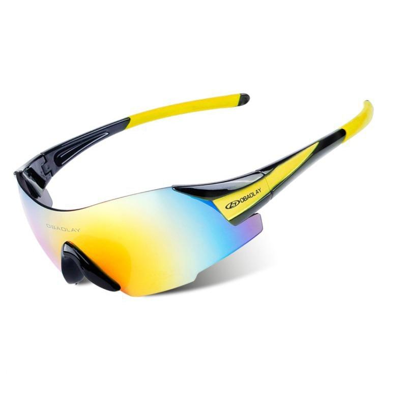 ab1390d08a4506 Polarisées Vélo Lunettes Pour Hommes Et Femmes Sports de Plein Air Vélo  lunettes de Soleil Super Lumière Anti Sable Vélo Lunettes lentes ciclismo