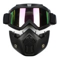 Ski Skate Motorcycle Goggle Motocross Goggles Helmet Glasses Windproof off Road Moto Cross Helmets Mask Goggles