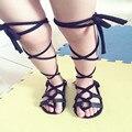 В австралии лето Роман босоножки обувь из натуральной кожи девушки сапоги малышей детские девушки высокое качество мокасины обувь