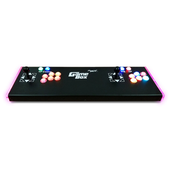 made in china Household Pandora's Box game arcade fighting machine 2222 in 1 cnc rapid prototype and mockup made in china