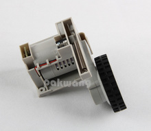 1 pc Right Wheel for robot vacuum cleaner A320 Seebest C565, original Replacement Parts for automatic vacuum cleaner