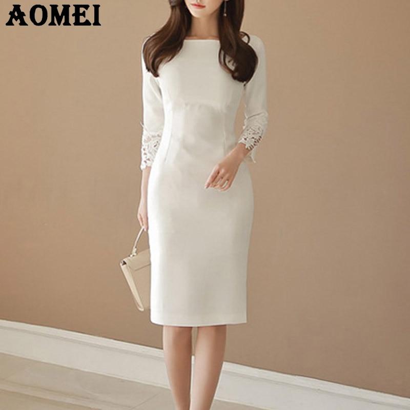 Off White Dresses for Women