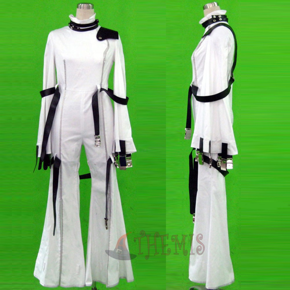 dc53428029b Athemis White Flares Code Geass C.C. Cosplay Costumes Women One pieces  Jumpsuits Unique Bell bottom Trousers Attractively on Aliexpress.com