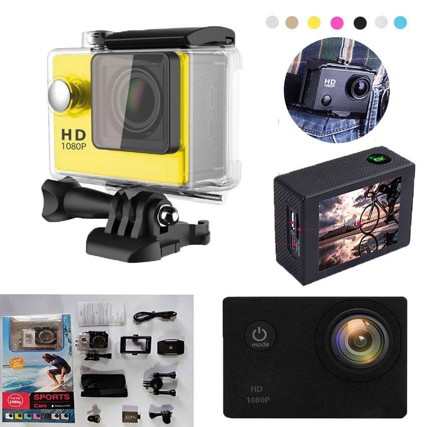SJ 4000 Camera Sport Dvr Dash Cam Sport Ultra HD Camera Action 30M Waterproof Mini Car Camera 1080p Diving Camera Video Car