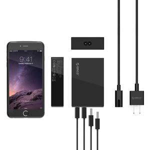 Image 3 - ORICO chargeur USB universel téléphone portable chargeur de bureau 5V6.8A 34W chargeur mural chargeur de voyage pour téléphone tablette