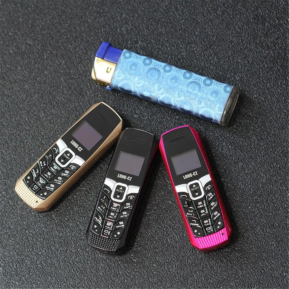 LONG-CZ T3 маленький мини-мобильный телефон bluetooth 3,0 dialer Phonebook/SMS/музыка синхронизации FM волшебный голос сотовый телефон P292