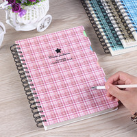 Sprial Notebook Spiral Diary Coil Student Simple And Lovely Thick Agenda Journal Planner Note Book