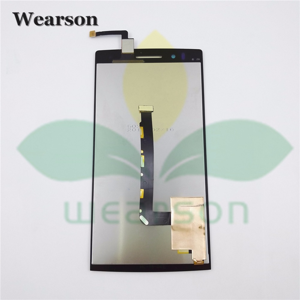 ФОТО For OPPO Find 5 X909 X909T LCD Display Panel and Touch Screen Digitizer Assembly Free Shipping With Tracking Number