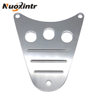 NUOXINTR Motorcycle Parts CNC Dash Plaque Cover Dashboard decoration For Kawasaki Vulcan 1500 VN1500N VN1500T VN1500R