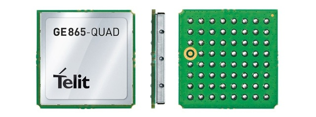 GE865-QUAD  Telit  2.5G 100% New&Original Genuine Distributor stock GSM/GPRS   Embedded quad-band module 1PCS Free Shipping