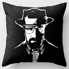 Breaking Bad Pillow Cover
