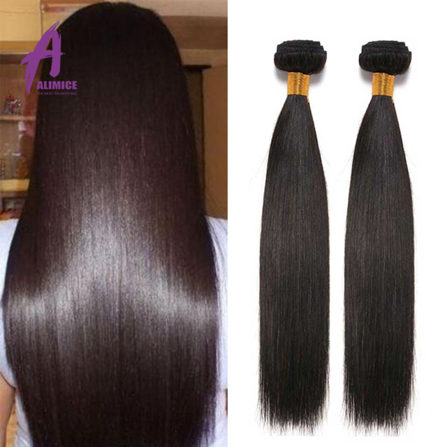 Virgin Hair Straight Brazilian Hair Weave 4 Bundles 8A Brazilian Virgin Hair Products Unprocessed Virgin Brazilian Straight Hair