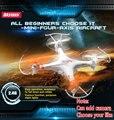 Skytech M62 M62R 2.4 G 4CH 6-Axis RC helicóptero del Control de Radio Quadcopter juguetes RC Drone Quad helicóptero Skytech M62R puede añadir cámara