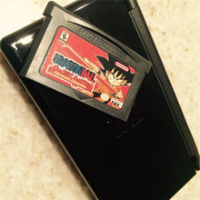 Video GAME COLLECTION Dragon Ball Advance Adventure GT - Transformation Dragon Ball Z Buu's Fury Taiketsu The Legacy of Goku(China)