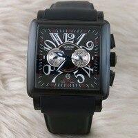 WG05238 мужские часы лучший бренд взлетно посадочной полосы Роскошные европейский дизайн кварцевые наручные часы
