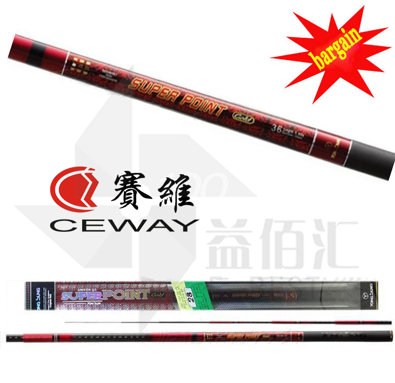 Carbon Stream Fishing Rod CEWAY SUPER POINT GOLD Ultra Hard Hand Rod Carp Fishing Tackle Pole 5 sections 3.06m FREE SHIPPING carbon coated stream fishing rod yongsung feng yu max carbon fresh water carp fishing tackle pole 5 sections 3 1m free shipping