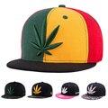 Cool! nova folha de cânhamo moda cap hip hop chapéu snapback ajustável caps snapback chapéu para os homens de beisebol casquette cap vendas quentes