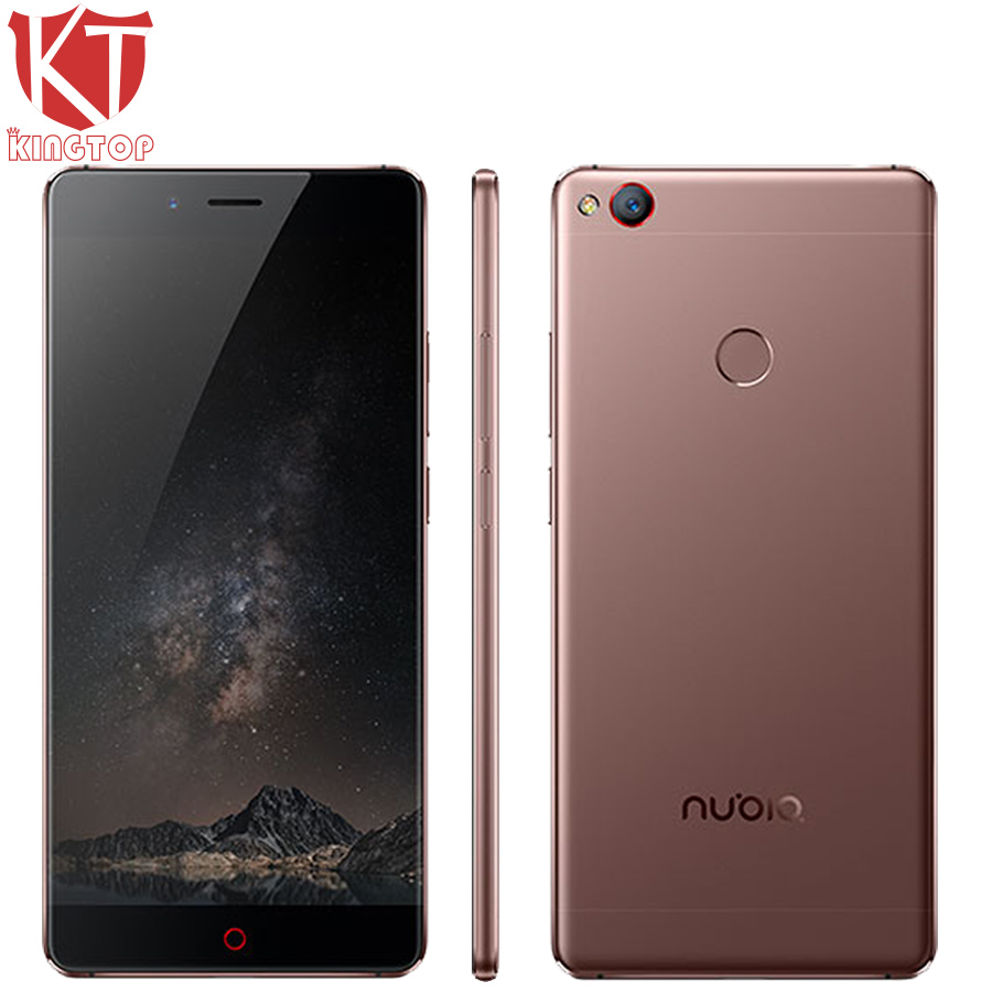 Original ZTE Nubia Z11 4G LTE Mobile Phone 6GB RAM 128GB ROM Snapdragon 820 Quad Core