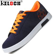 Keloch New Arrive Star Pattern Men'S Sneakers Male Classic Skateboarding Shoes Walking Outdoor 3 Color