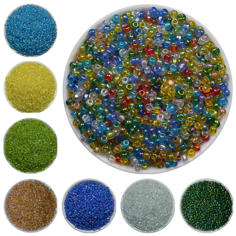 Toho Round Size 15 Seed Beads Opaque Cornflower L13//1 8.2g Tube