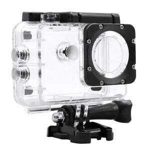 Image 3 - Capa à prova dágua para câmera, caixa de ação esportiva para câmera sj4000/sj7000/sj4000 wifi/sjcam