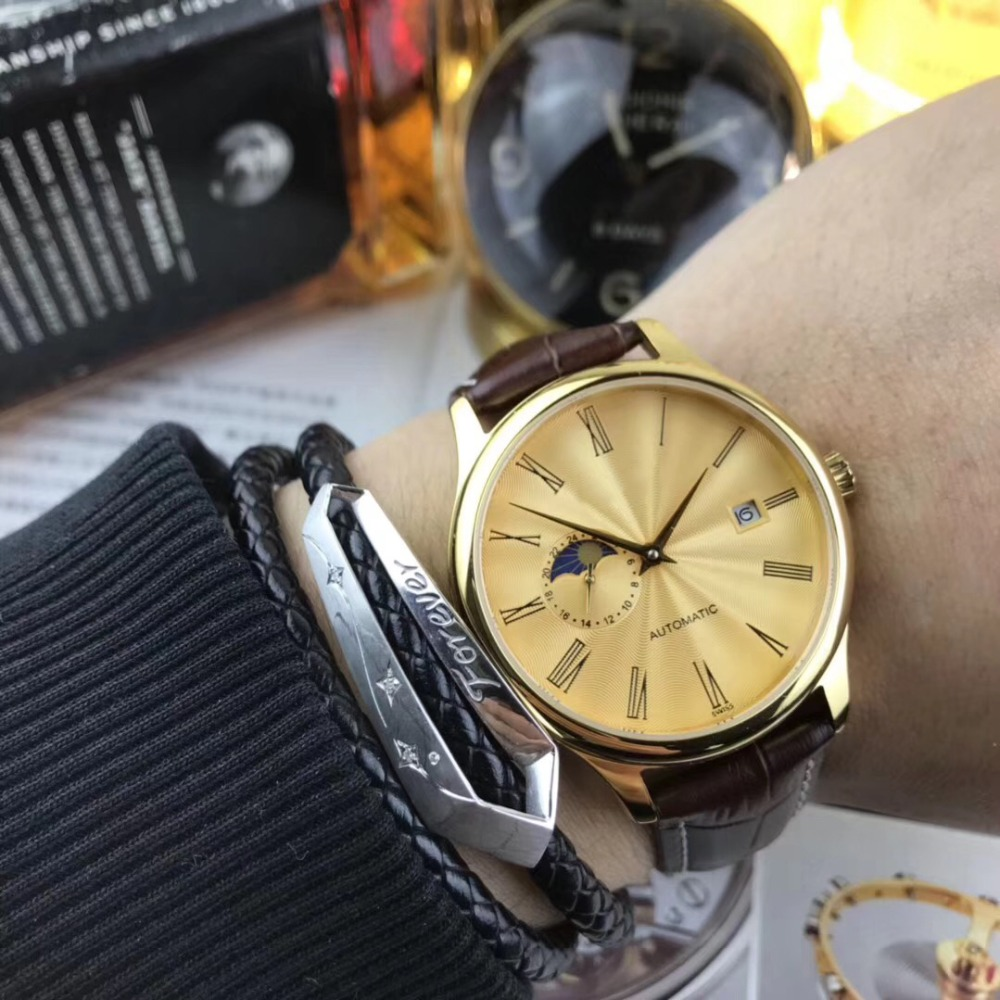 Mens Watches Top Brand Runway Luxury European Design Automatic Mechanical Watch  S0744Mens Watches Top Brand Runway Luxury European Design Automatic Mechanical Watch  S0744