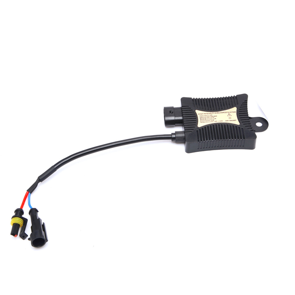 1PC 12V New Car Slim 55W Replacement Conversion Xenon HID Ballast For H1 H3 H7 H8 H9 H10 H11 9005 9006 H16 9004