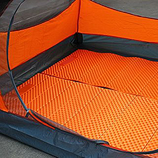 Foam Camping Mat Sleeping Pad in Tent Dampproof  Mattress Single Outdoor Hiking Mountaineering