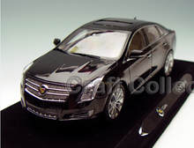 Black 1:18 LUXURY Cadillac XTS Diecast Model Car Hig-end Miniacture Collection Limited Editioin