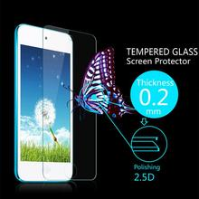 Ultra Thin 0 2mm Premium Explosion Proof HD Clear Tempered Glass Screen Protector Film for ipod