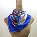 [15% OFF] Future City 3 Colors Elegant Pure silk wrap Women's  big Square Silk Scarf, 100% Silk square silk scarves