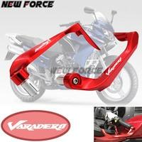 Universal 7/8 22mm Motorcycle Handlebar Brake Clutch Levers Protector Guard For Honda Varadero