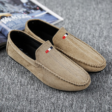 Shoes Men Loafers Soft Moccasins High Quality Autumn Winter Genuine Leather Shoes Men Warm Fur Plush Flats Gommino Driving Shoes цены