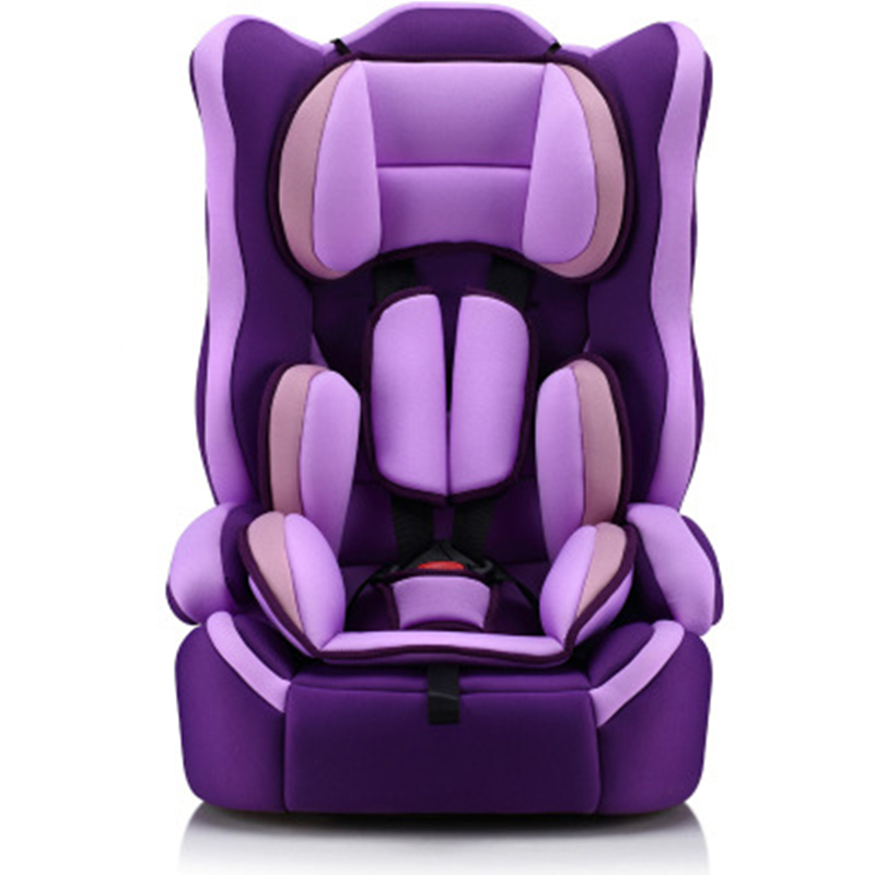 Portable Safety Cushions In Car For 9M~12Y Kids And Children Comfortable Hot Selling Baby Car Seat With Seat Belt ProtectionSeat auto protection seat safety for 2 12y children and kid hot selling portable baby car seat child safety baby car seat covers baby