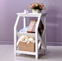 Receive Aircraft Newspapers And Magazines Several Sofa White Contracted Creative Flower Stands