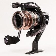 TP2000-7000 All Metal 14+1BB Gapless Spinning Fishing Reel 5.5:1 Anti-Reverse Brake Telescopic Wheel Smooth Lining Tool