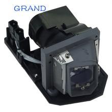 החלפת מנורת מקרן EC. j5600.001 עבור ACER X1160/X1160P/X1160Z/X1260/X1260E/H5350/X1160PZ/X1260P happybate