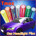 Hot Car-styling 100*30cm Roll Shiny Cool Chameleon Auto sticker MotorcycleCar headlight film Taillights Car Tinting Film Change